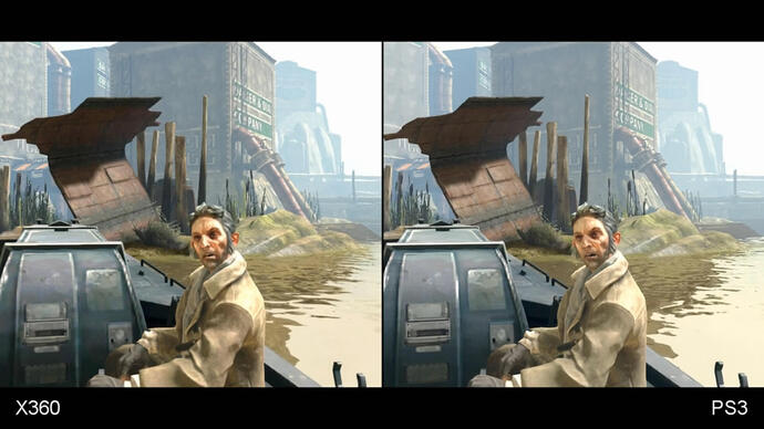 Dishonored Xbox 360 vs. PlayStation 3 Face-OffVideo