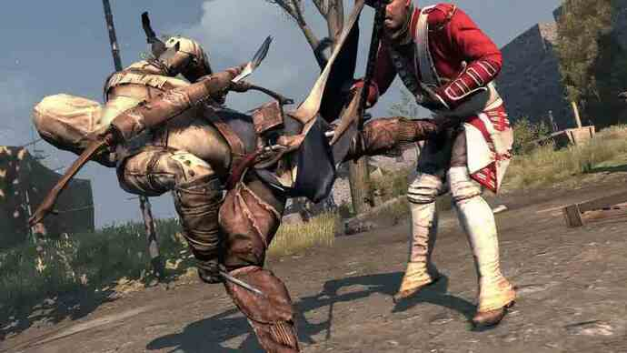 Assassin's Creed 3 - Weaponstrailer