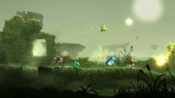 Rayman Legends - Multiplayer-Trailer