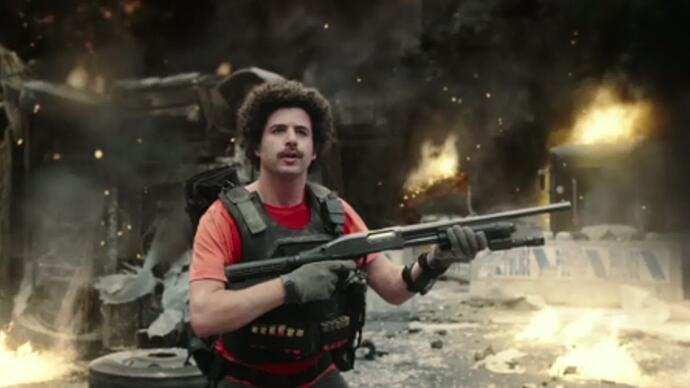 Call of Duty: Black Ops 2 - Live-action trailer