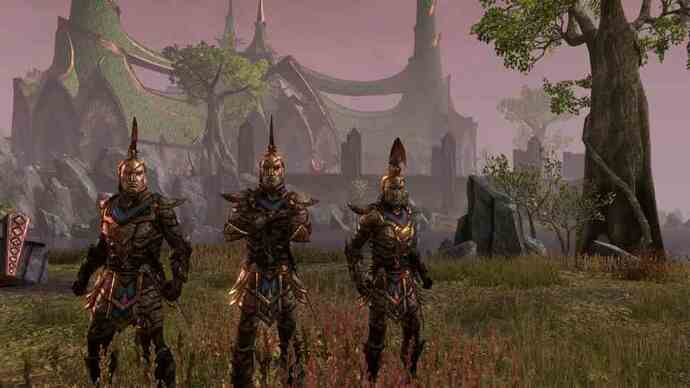 Vídeo: Primer gameplay de The Elder Scrolls Online