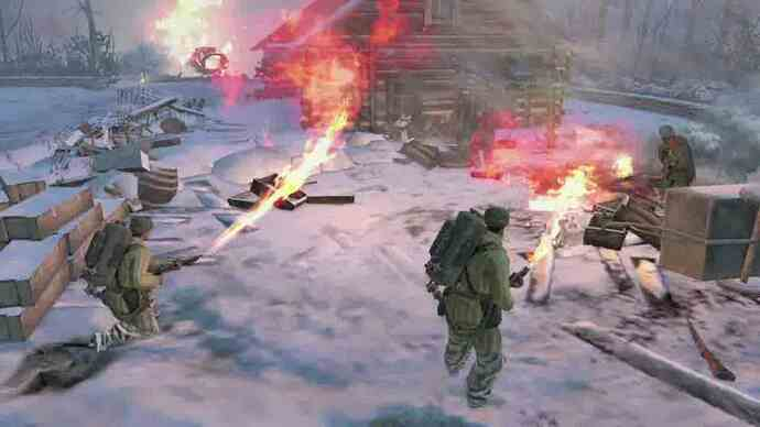 Company of Heroes 2 Turning Point trailer