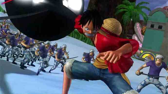 Un nuovo trailer per One Piece: Pirate Warriors 2