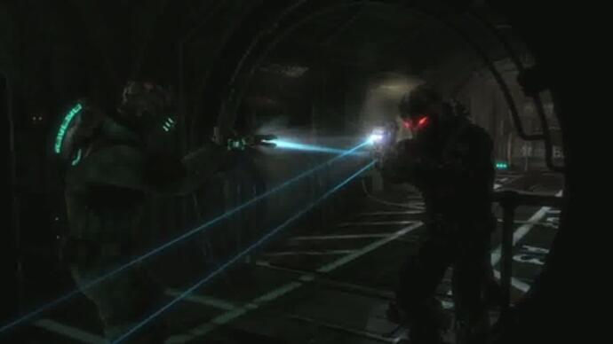 Dead Space 3 -Kinect-Trailer
