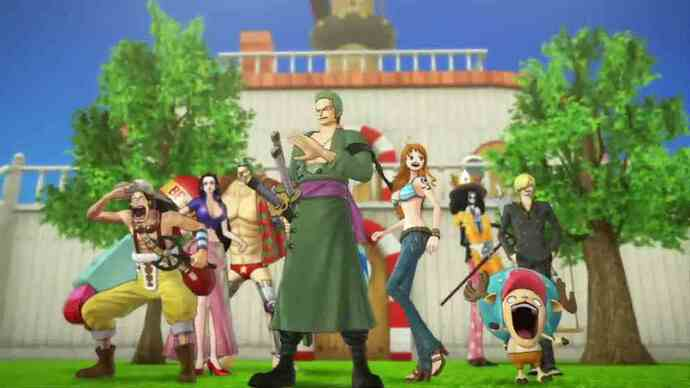 One Piece: Pirate Warriors 2 - Secondo trailer