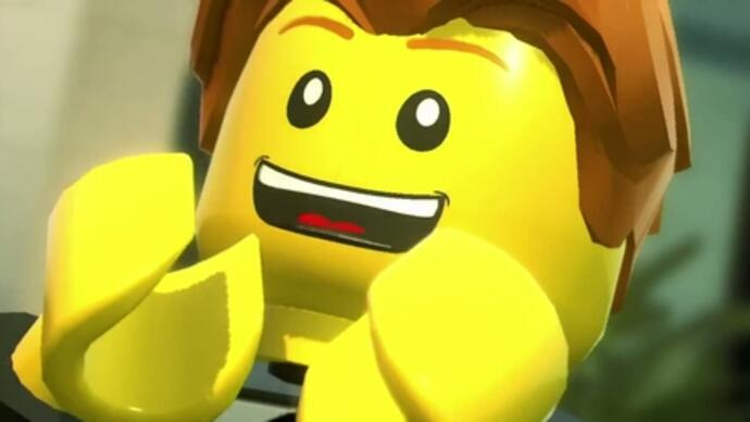 LEGO City: Undercover - Trailer