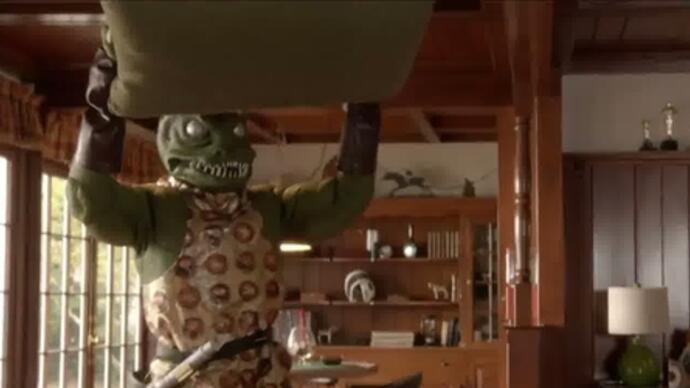 Star Trek - Trailer: Shatner vs. Gorn