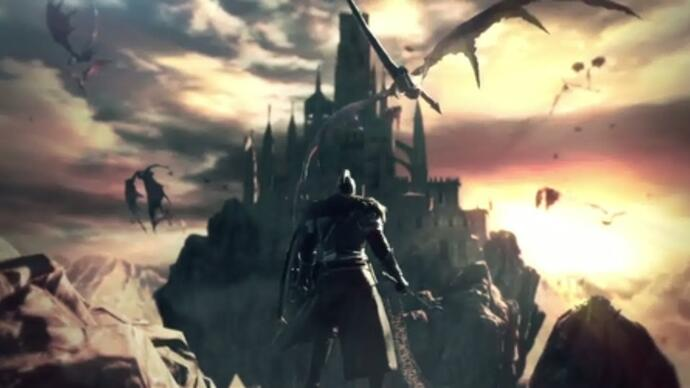 Dark Souls 2 - Trailer