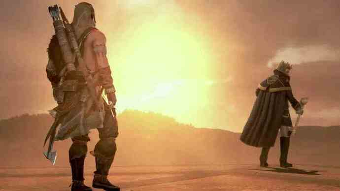 Assassin's Creed 3: The Redemption -Trailer