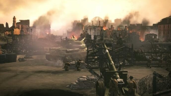 Company of Heroes 2 -Story-Trailer