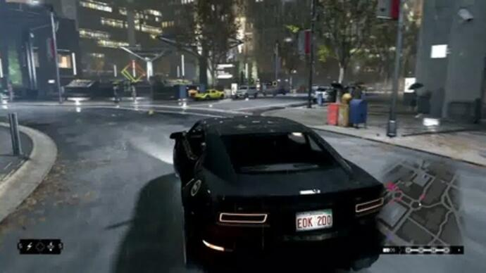 Watch Dogs -E3-Gameplay-Video