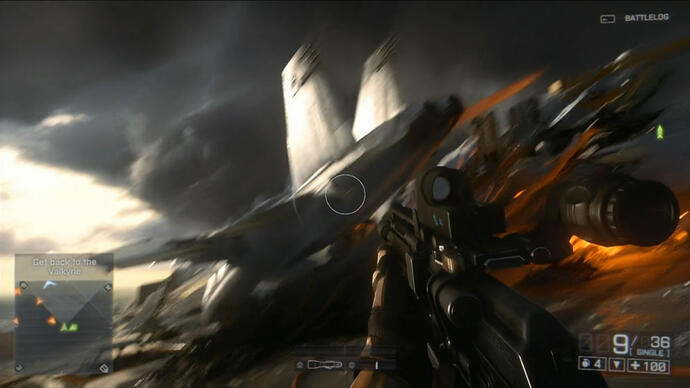 Battlefield 4: Xbox One trailer at 60fps