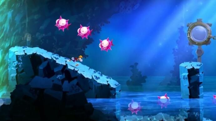 Rayman Legends - Gameplay-Video