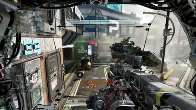 Titanfall - Gameplay-Video