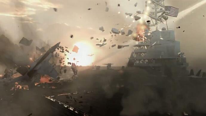 Call of Duty: Ghosts - Trailer de lançamento oficial