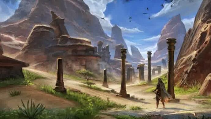 The Elder Scrolls Online - Gameplay-Video