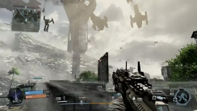 Titanfall - Beta-Trailer