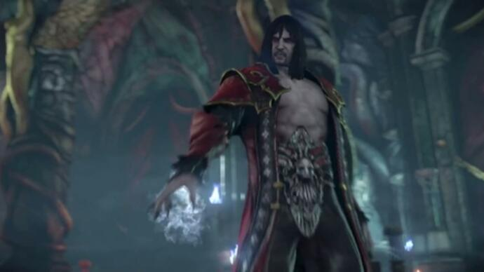 Castlevania: Lords of Shadow 2 -Launch-Trailer