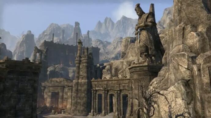 The Elder Scrolls Online - Kargstein-Trailer