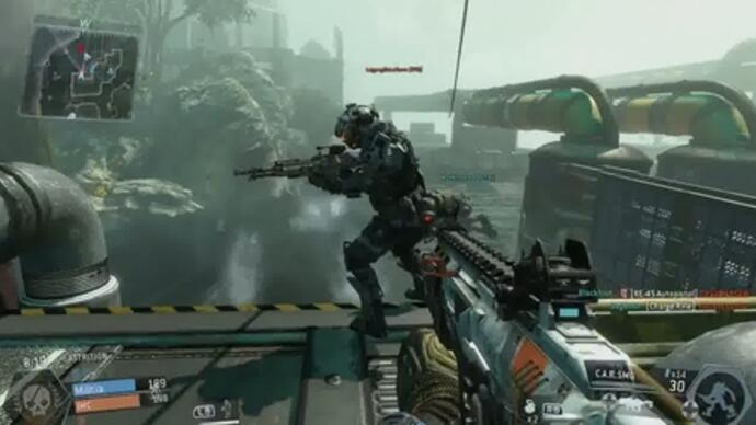 Titanfall - Expedition-DLC Gameplay-Trailer