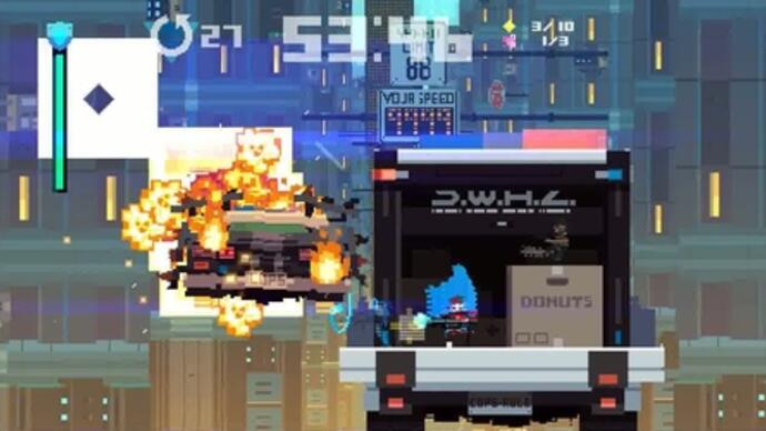 Super Time Force - Trailer