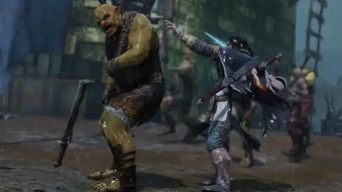 Middle-earth Shadow of Mordor - Trailer das armas e runes