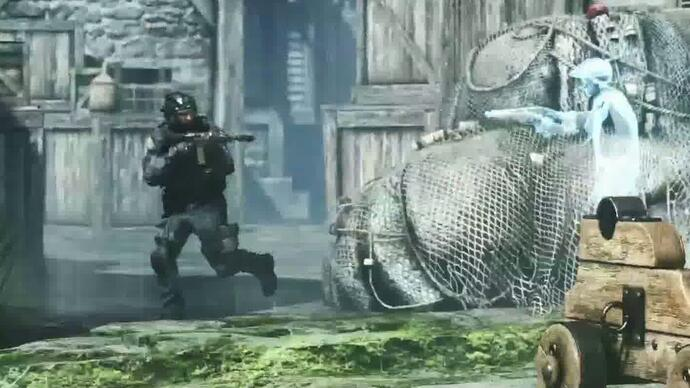 Call Of Duty Ghosts - Trailer Mutiny
