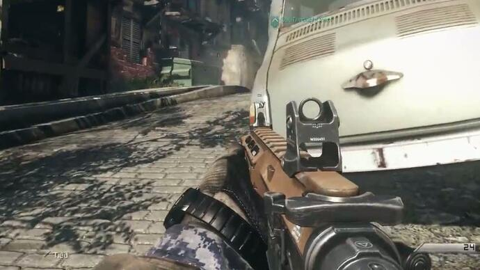 Call of Duty: Ghosts - Trailer do mapa Favela