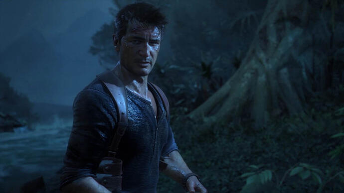 Uncharted 4 60fps trailer