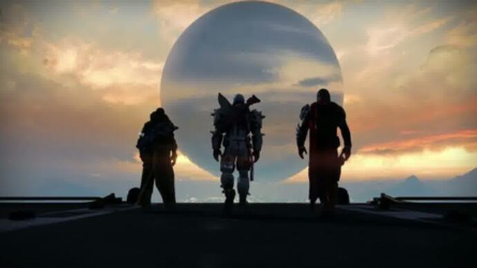 Destiny - Beta-Trailer