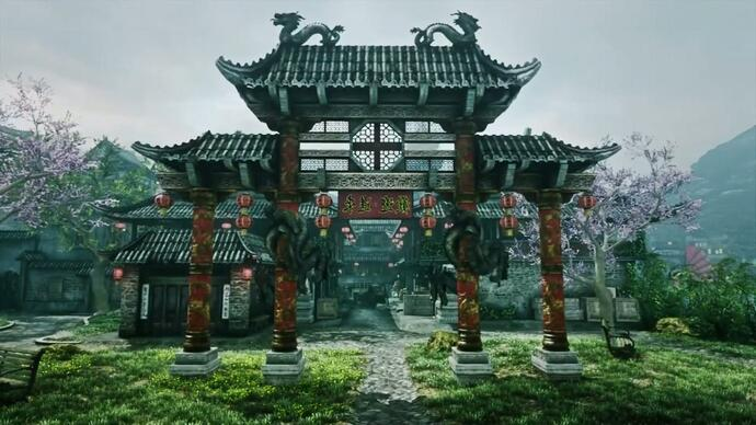 Call Of Duty: Ghosts - Trailer do mapa Dynasty