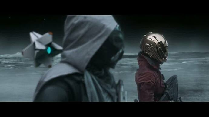 Destiny's live action launch trailer heeft muziek van Led Zeppelin