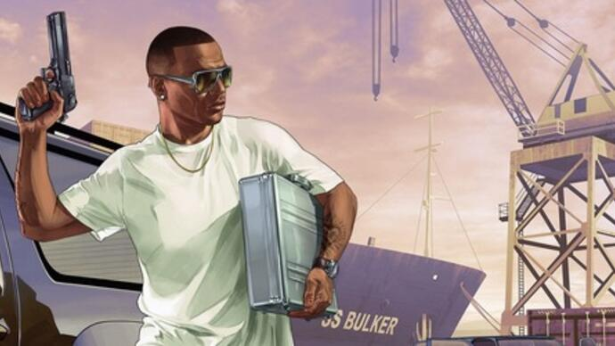 Grand Theft Auto 5 -First-Person-Trailer