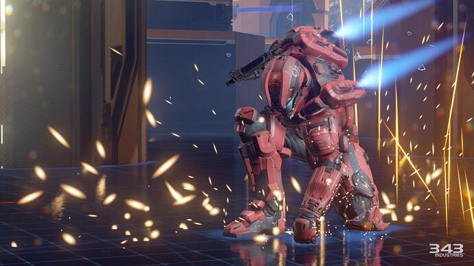 Halo 5: Guardians - 5 minutos de gameplay no multijogador