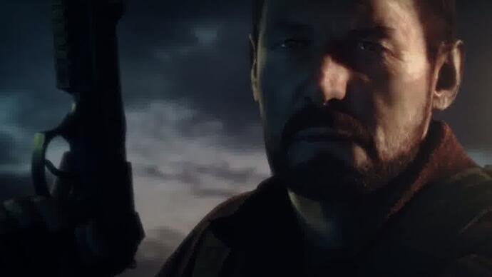 Resident Evil Revelations 2 - Trailer de Barry Burton