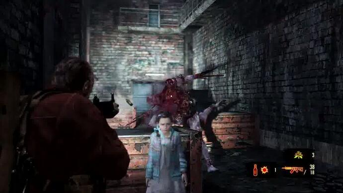Resident Evil Revelations 2 - Revenant Gameplay