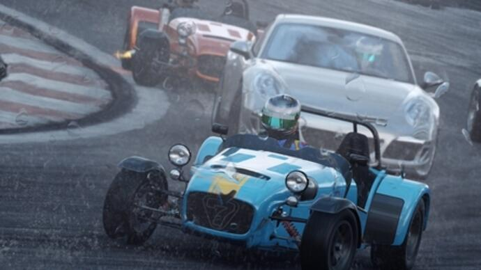 Project Cars -Launch-Trailer