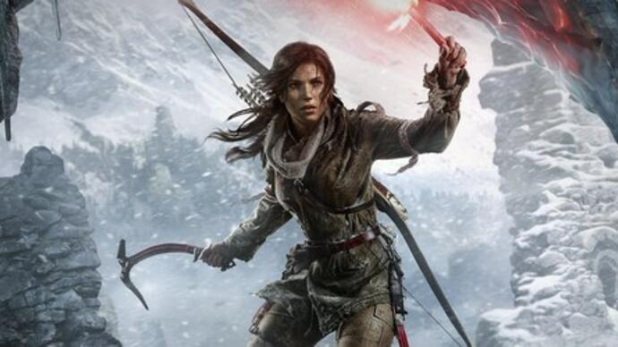 Rise of the Tomb Raider -Trailer