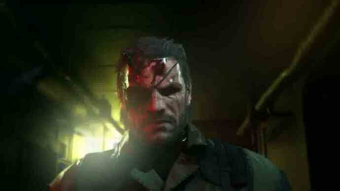 Metal Gear Solid V: The Phantom Pain - Trailer E3 2015