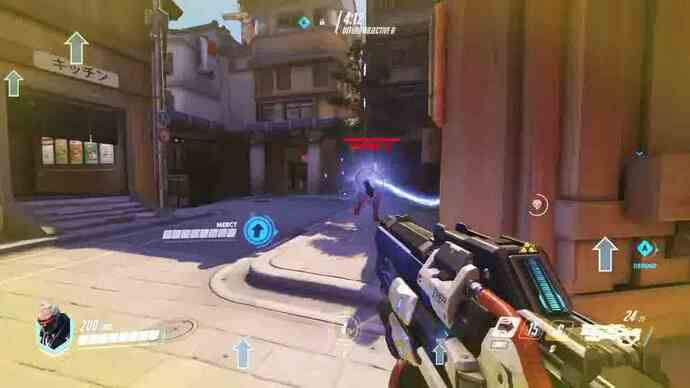 Overwatch - Gameplay Soldato 76