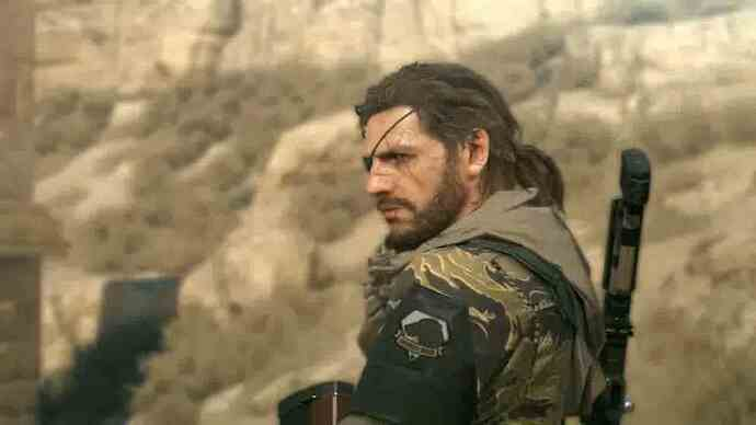 Metal Gear Solid V: The Phantom Pain - Trailer Gamescom 2015
