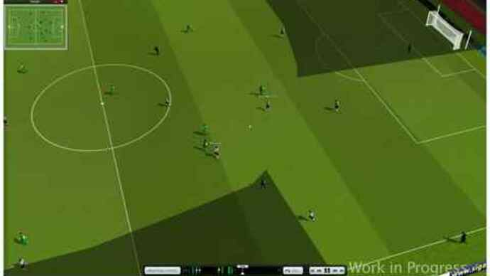 Football Manager 2010gameplay