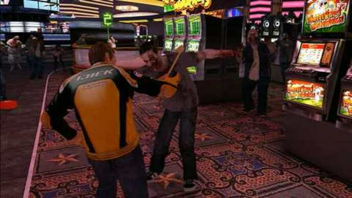 Dead Rising 2- Gameplay 1