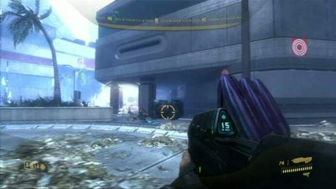 Halo 3: ODST -Gameplay