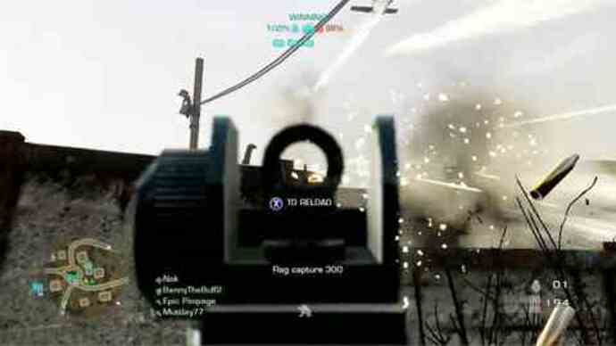 Battlefield: Bad Company 2 multiplayer trailer