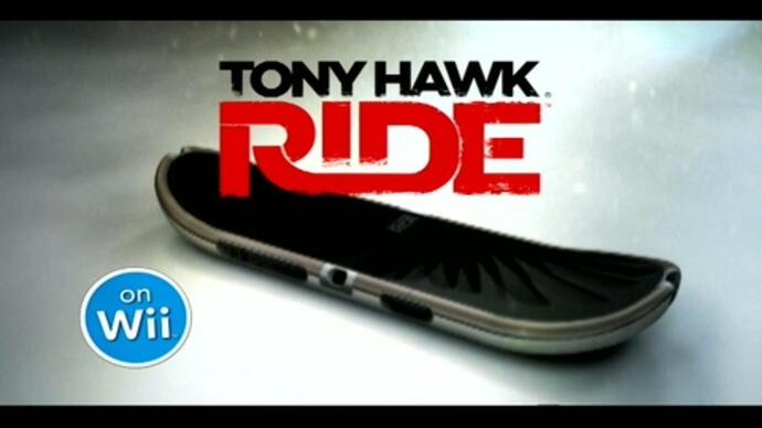 Tony Hawk: Ride - Mii trailer