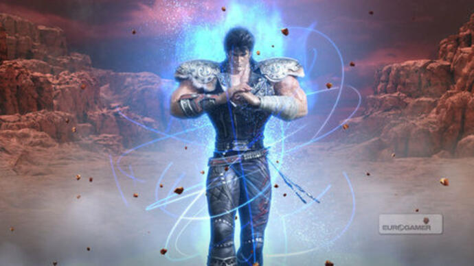 Fist of the North Star gameplay footage
