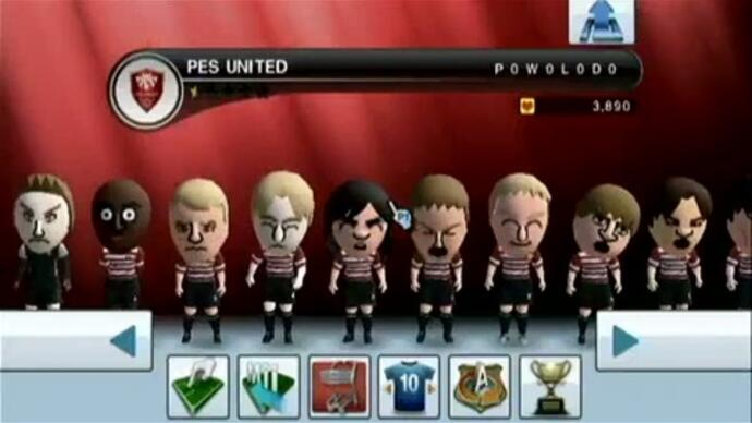 PES 2009 Wii -Trailer
