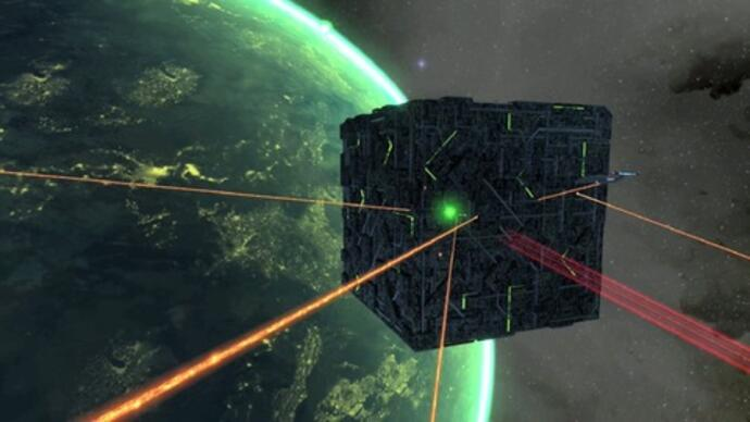 Star Trek Online gameplay trailer