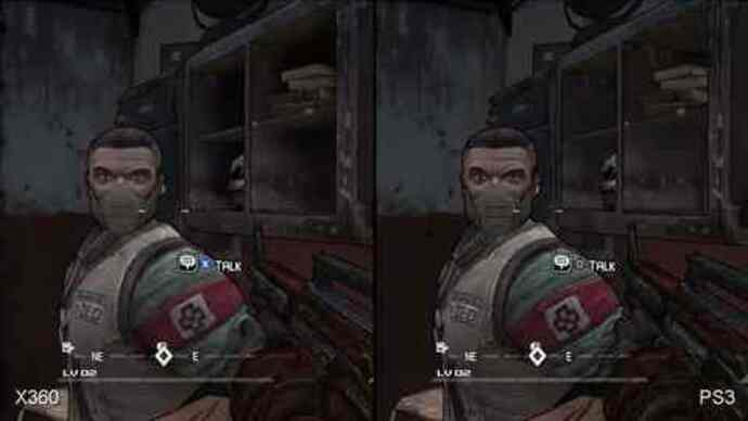 Exclusive: Borderlands 360/PS3 comparison